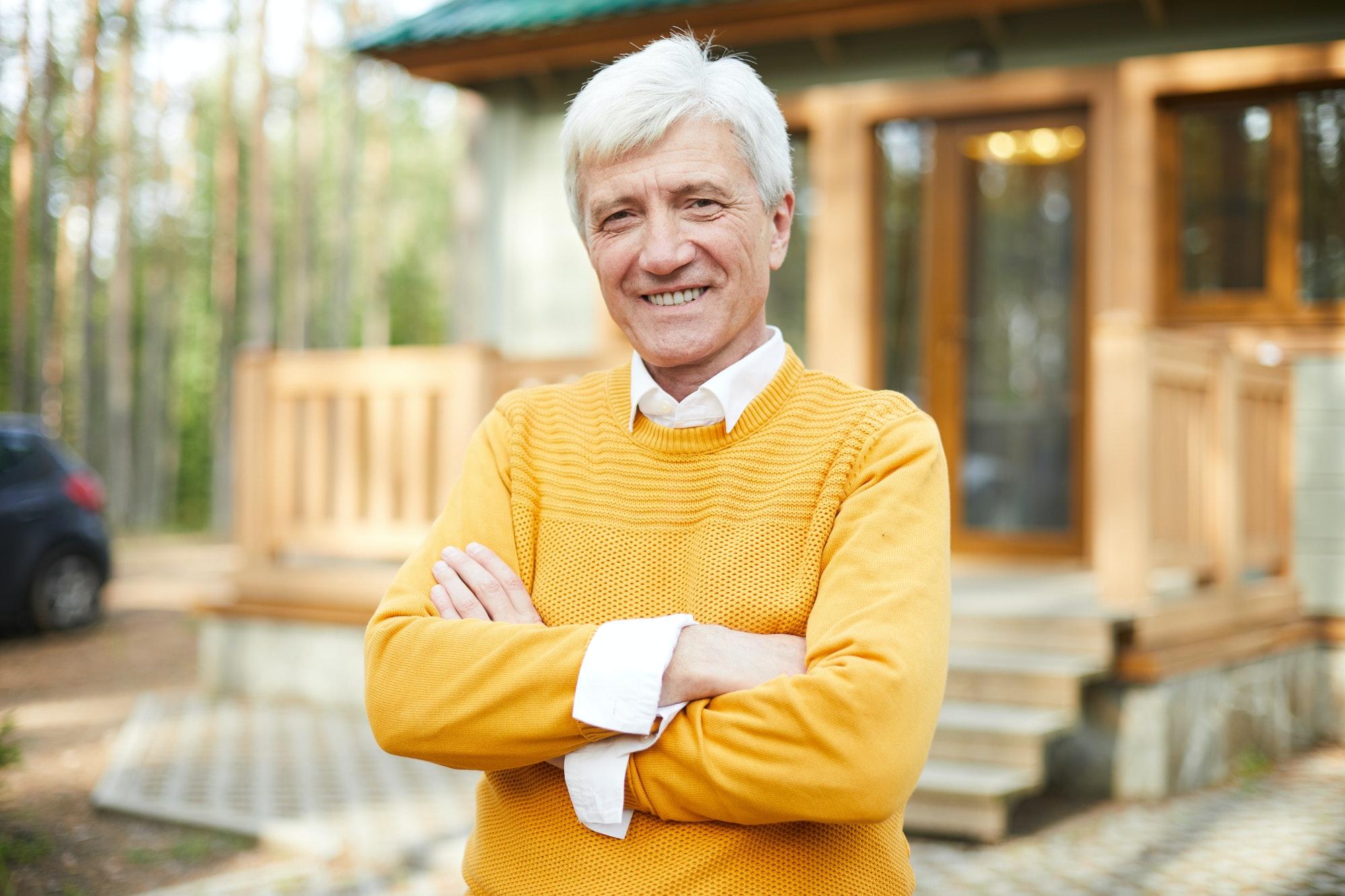 Owner of cottage